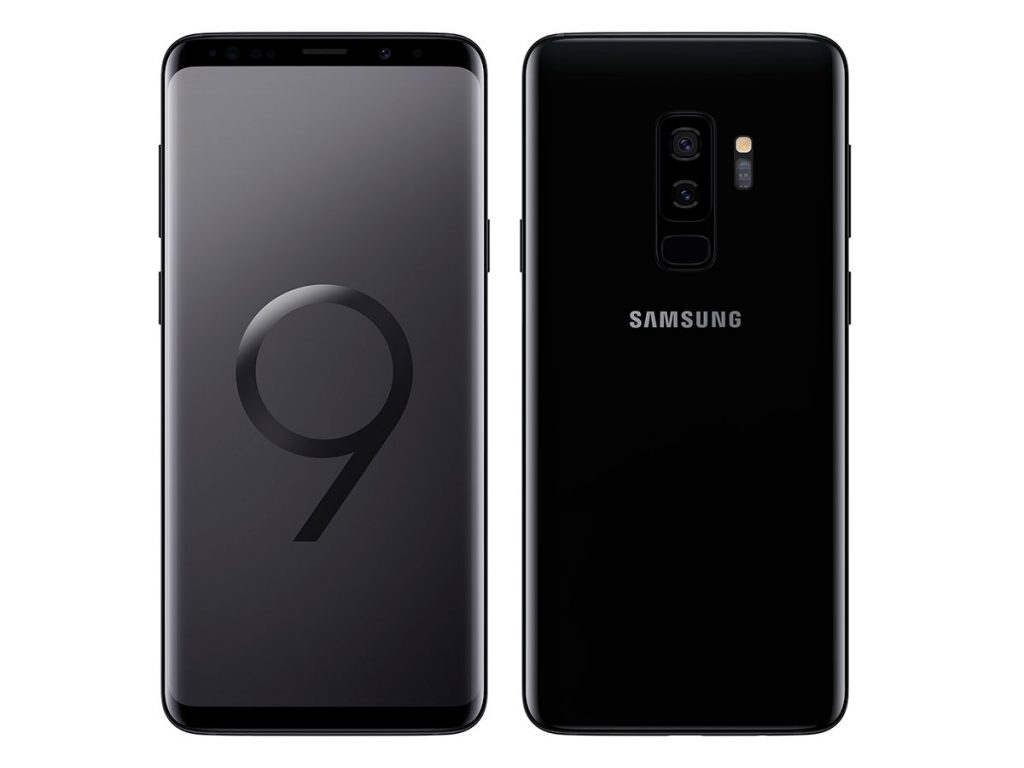 daten samsung galaxy s9 plus