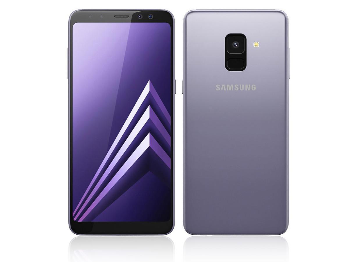 Galaxy A 8