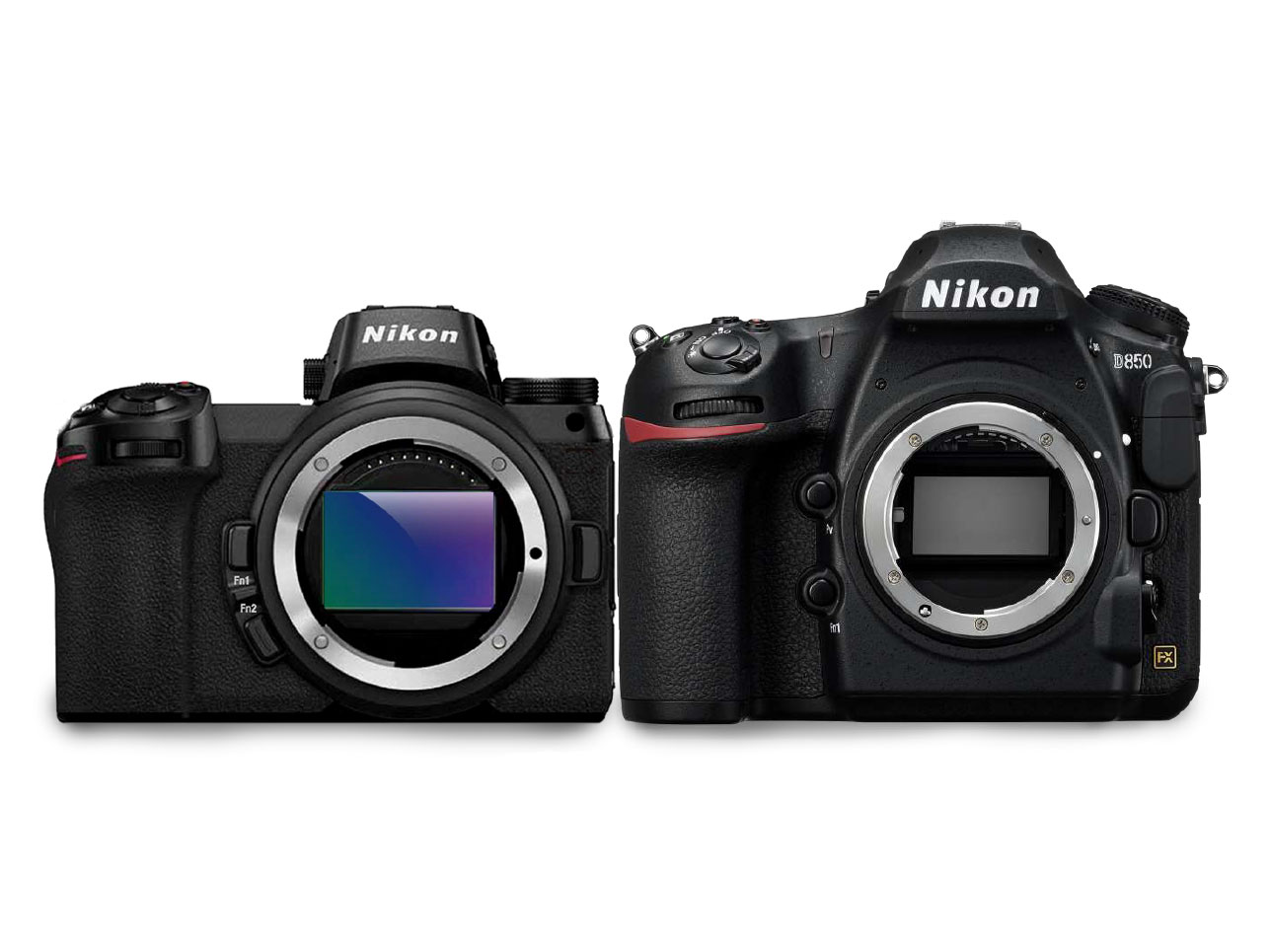 Things are heating up in the full-frame mirrorless camera market
