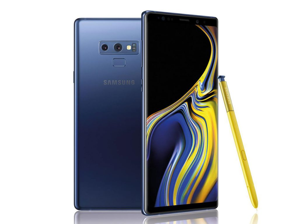 Samsung Galaxy Note 9 Front Camera Review
