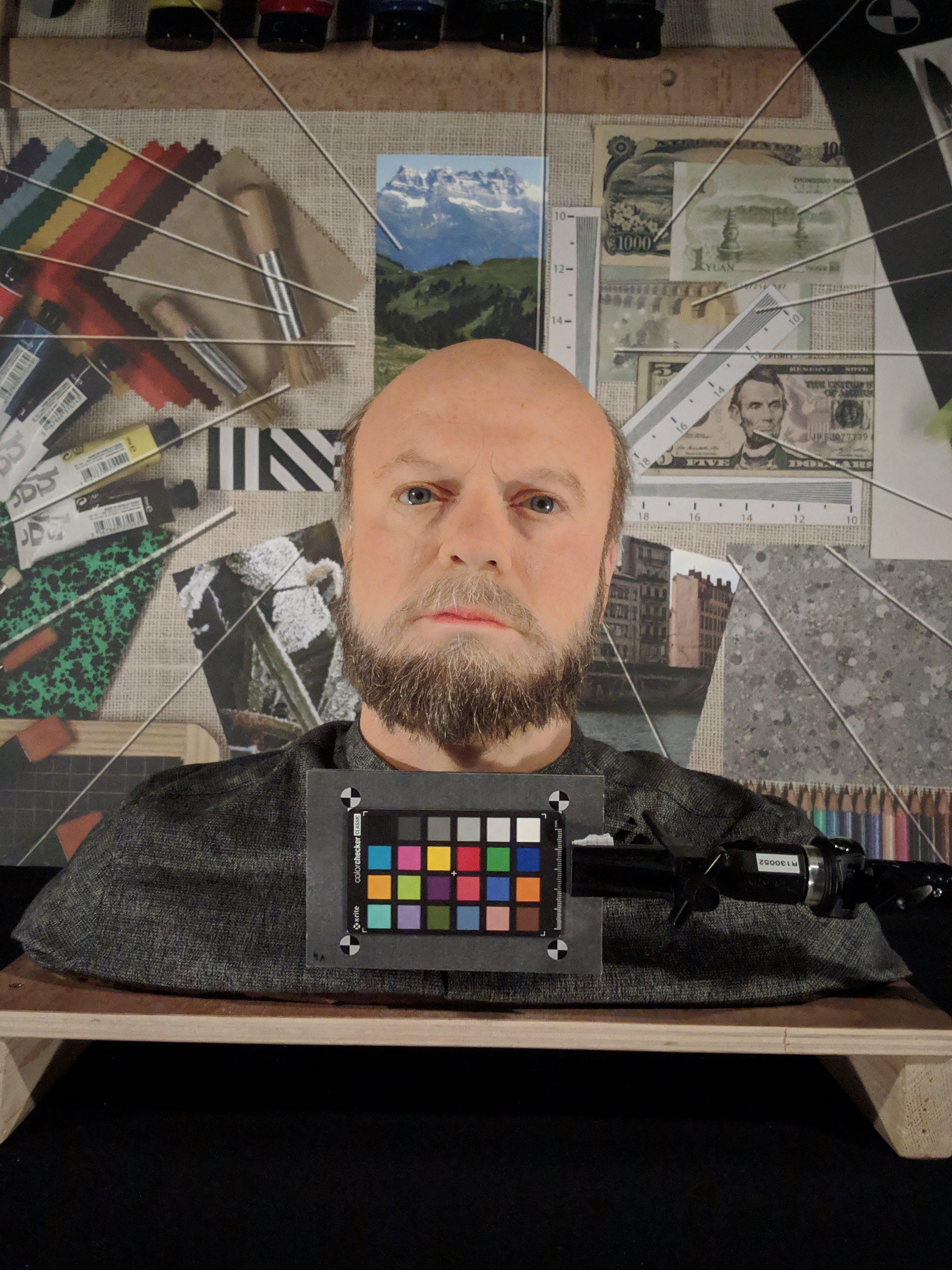 Google Pixel 3 front camera review - DxOMark