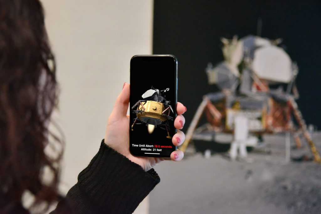 Dual cameras help make AR possible on phones