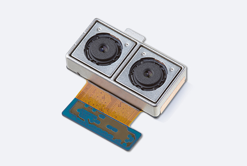 Samsung among others sells dual-camera modules