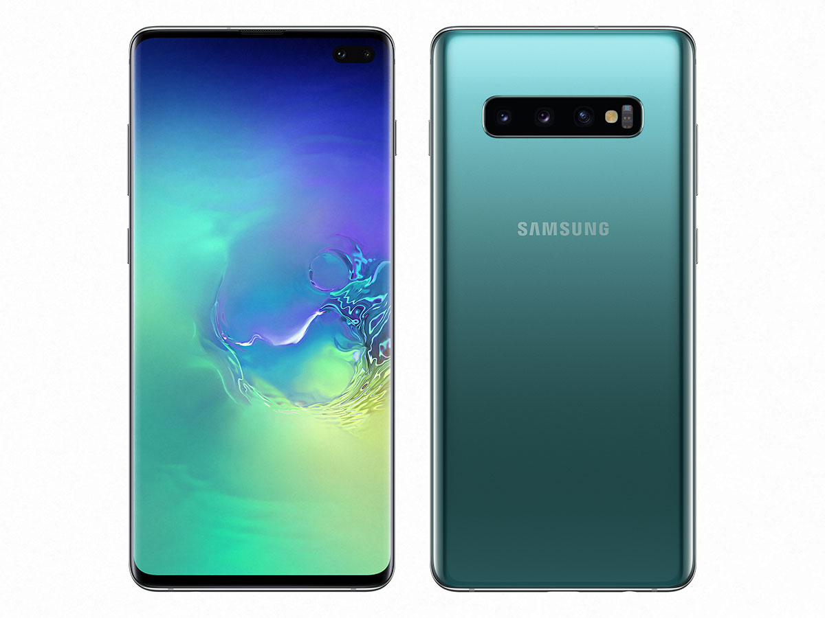 Samsung Galaxy S10+ front camera review - DXOMARK