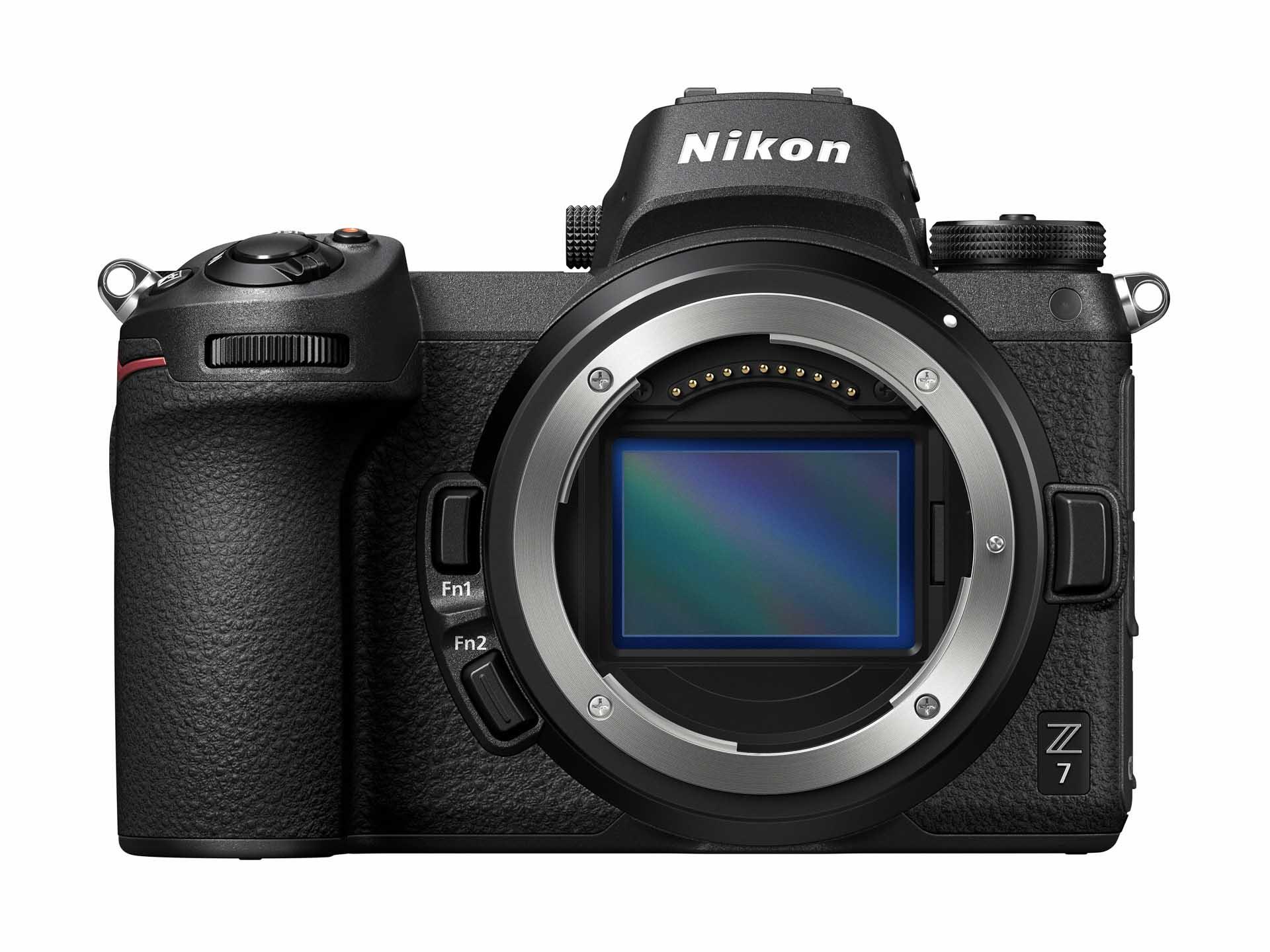 Nikon Z 7 sensor review
