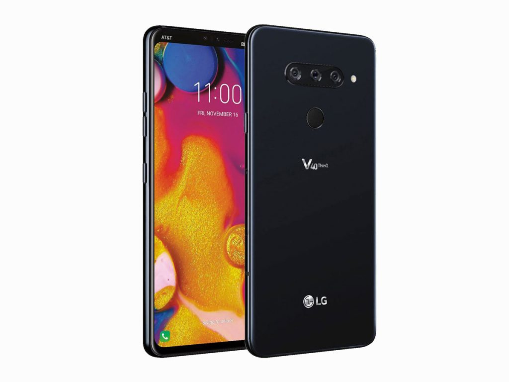 LG V40 ThinQ camera review - DxOMark
