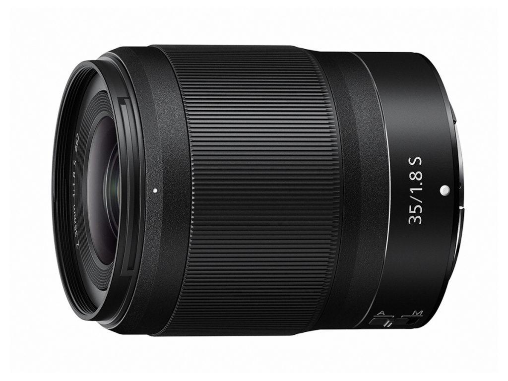 Nikon Nikkor Z 35mm F1 8 S lens review - DxOMark