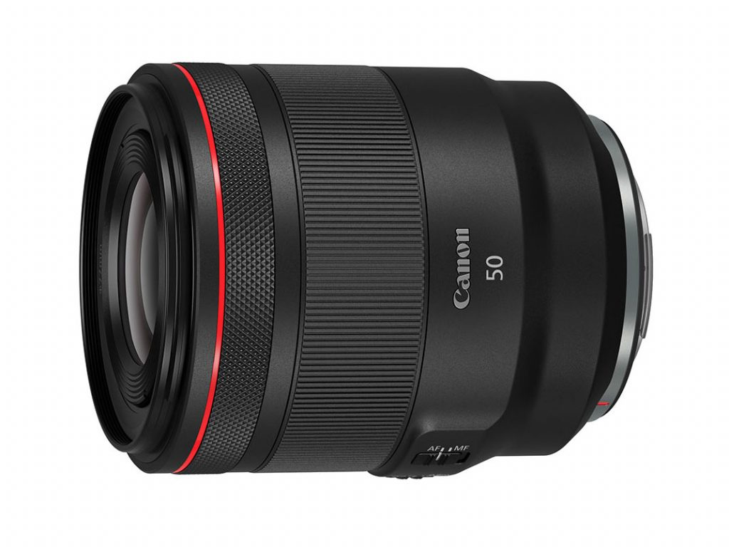 Canon RF 50mm f/1 2L USM review - DxOMark