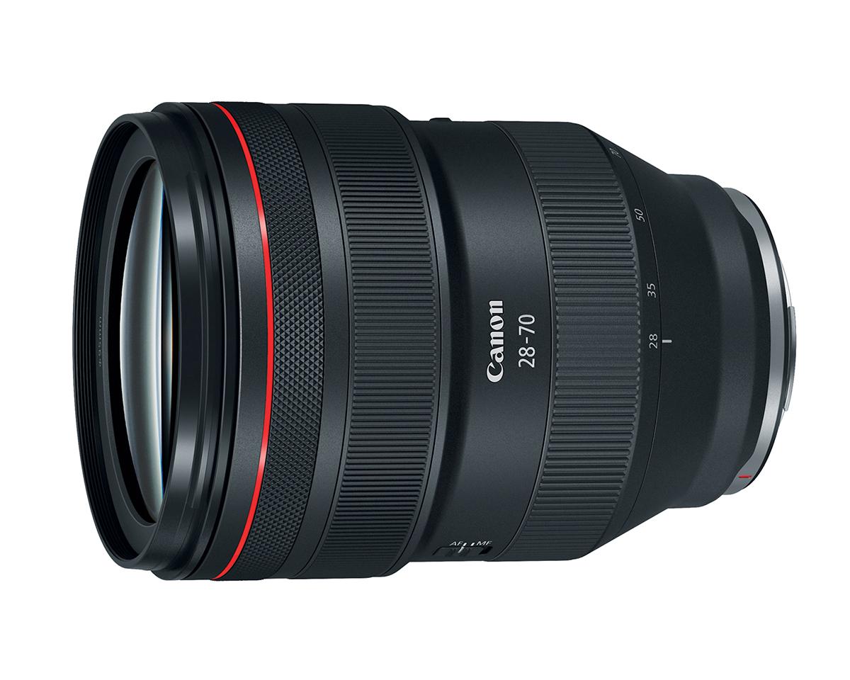 Canon RF 28-70mm F2.0 L USM lens review - DXOMARK
