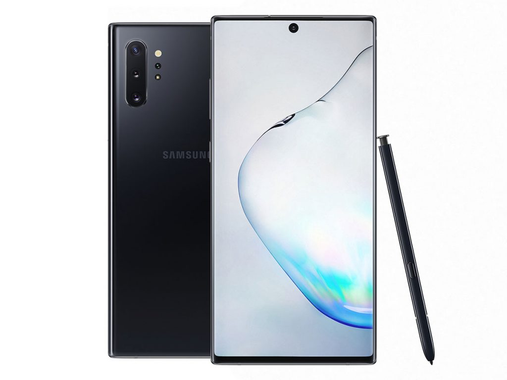 Samsung Galaxy Note 10+ 5G front camera review - DxOMark
