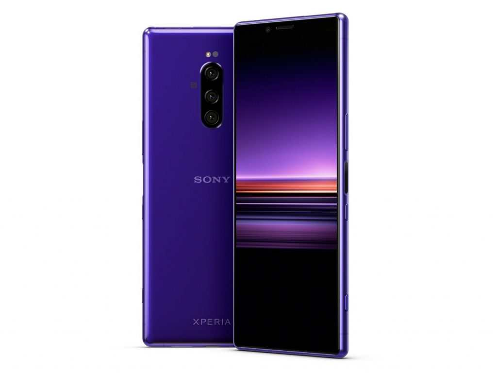 Sony Xperia 1 front camera review - DxOMark
