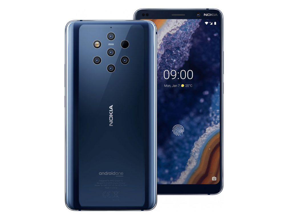 Nokia 9 PureView camera review - DxOMark