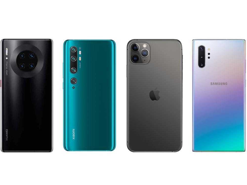 The Best Smartphone Cameras Of 2019 Dxomark