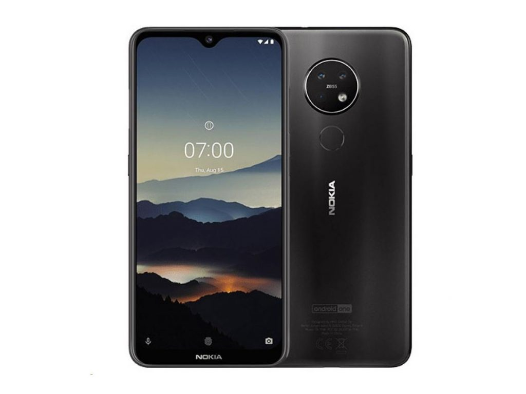 Nokia 7 2 front camera review - DXOMARK