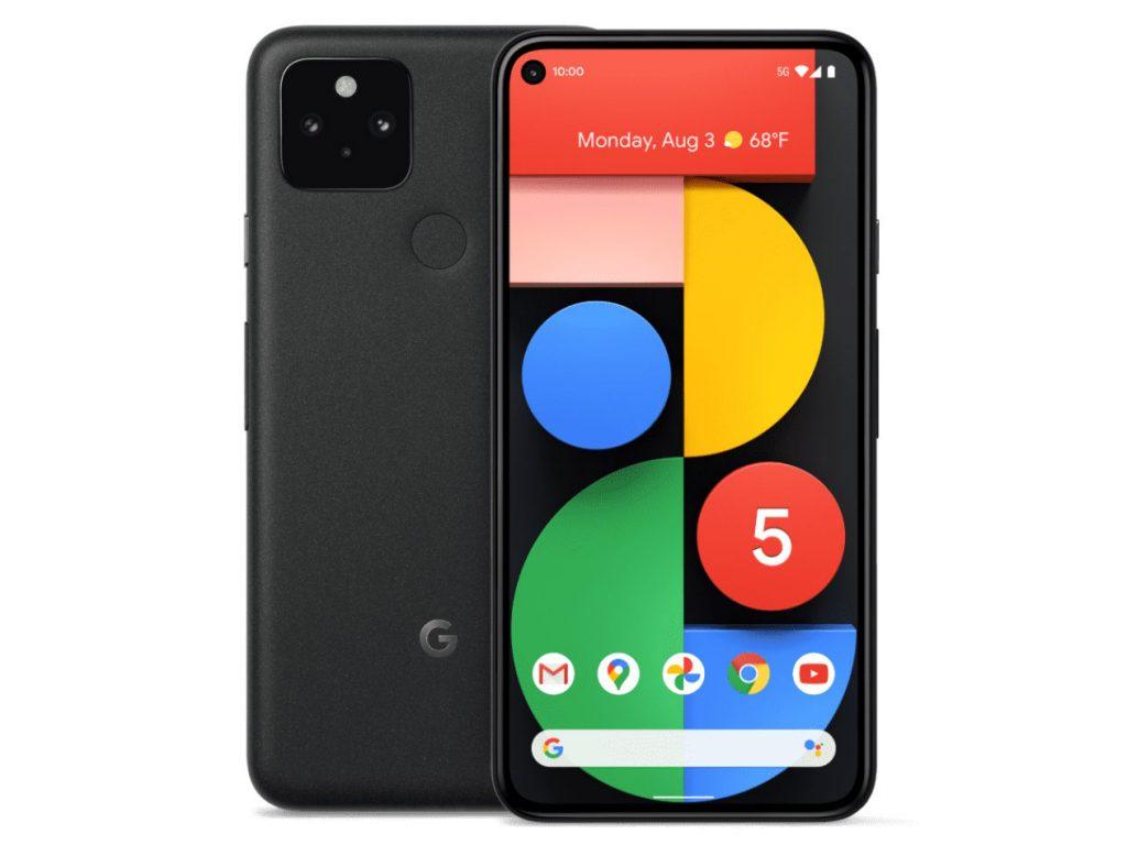 Google Pixel 5 camera preview - DXOMARK